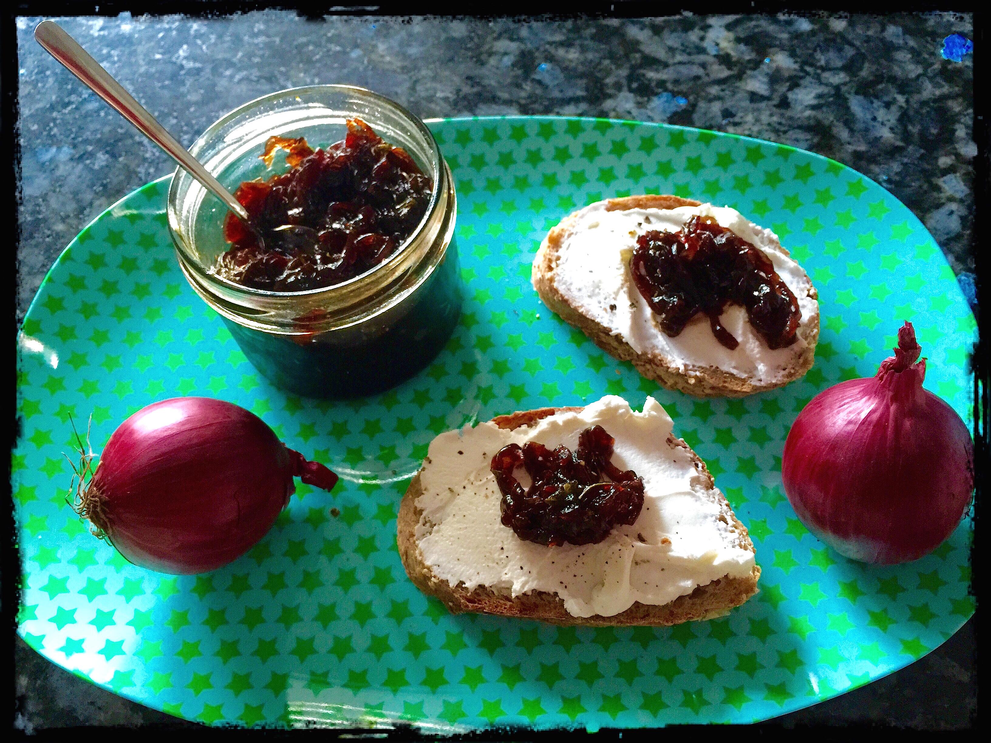 Zwiebel Marmelade
