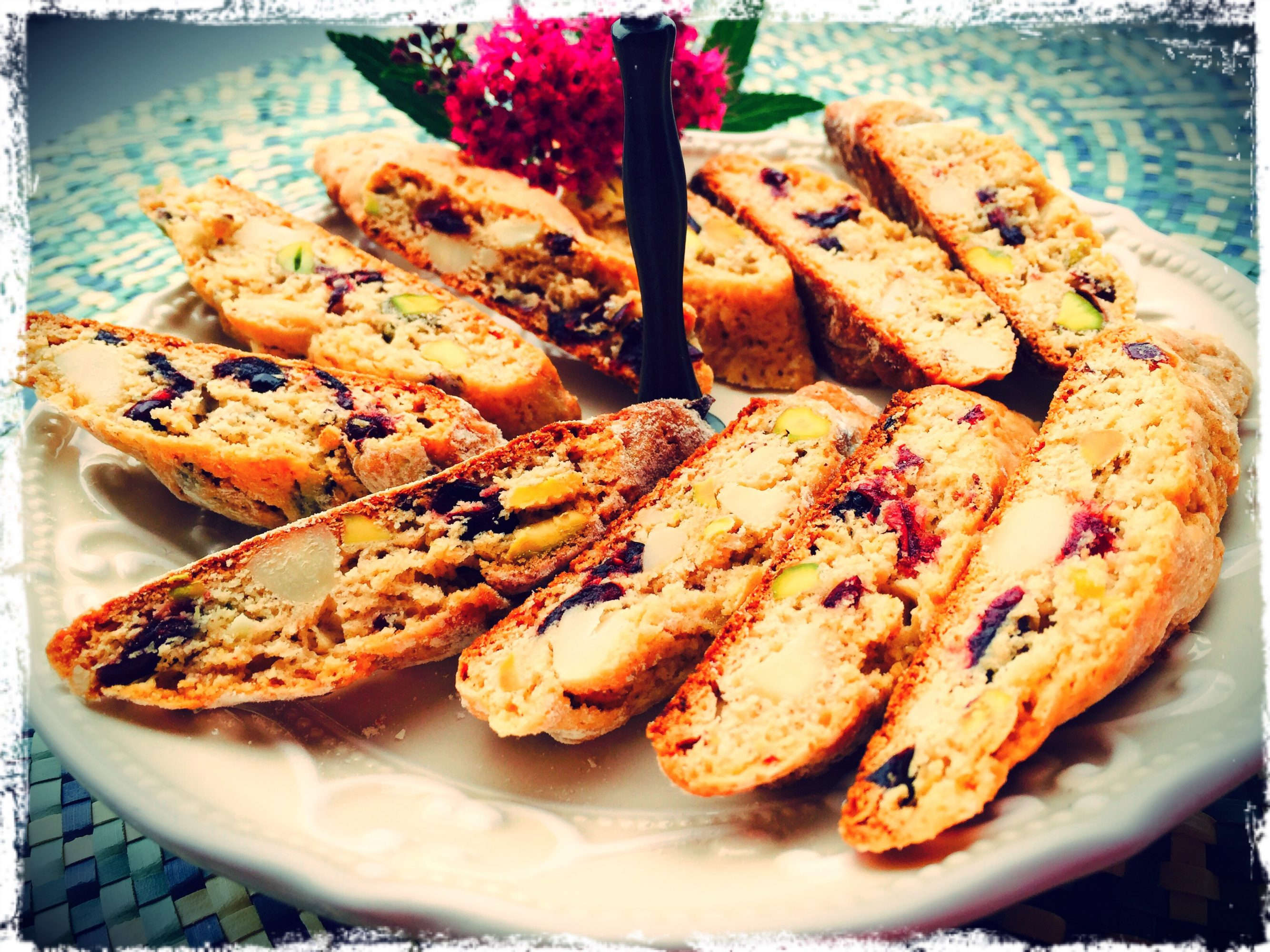 Lebkuchen-cantuccini